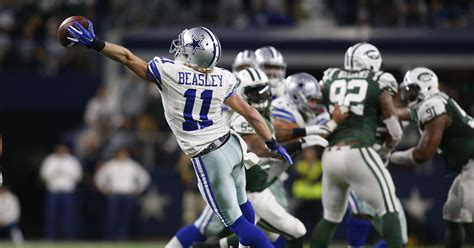 beasley the beyond the clock cowboys undrafted cole beasley