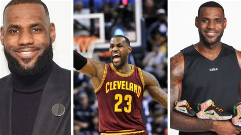 lebron james mini biography lebron james short biography net worth career