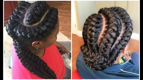 Hairstyles For 2017 Braided Braided Styles by 2017 Goddess Braided Hairstyles For Black
