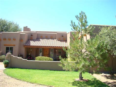 Santa Fe Style Home by Granite Oaks Az Photo Tour