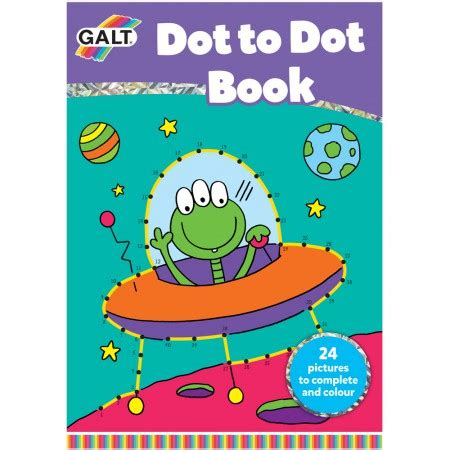 the dot picture book dot to dot book galt toys