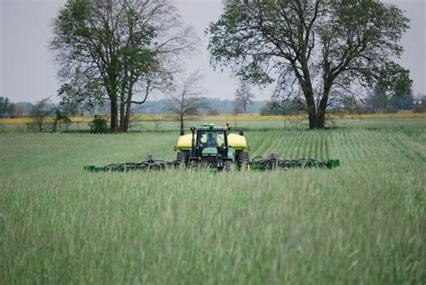Planting Soybeans With Corn Planter by Photo Diary Soybeans Planted Into A Cereal Rye Cover
