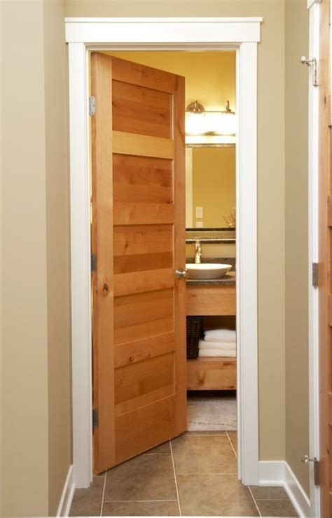 95 Best Cabin Doors Trim Images On Pinterest White Wood Interior Doors
