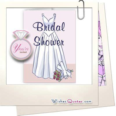 Wedding Excitement Quotes by Genuine Bridal Shower Quotes And Invitation Ideas