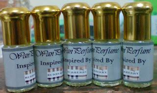 Harga Minyak Wangi Burberry Weekend haez ielah perfume
