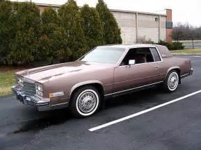 2010 Cadillac Eldorado 1984 Cadillac Eldorado 2 Door Hardtop U54 Indianapolis