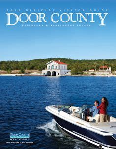Door County Visitor Bureau by 1000 Images About Free Reunion Planning Vacation Guides