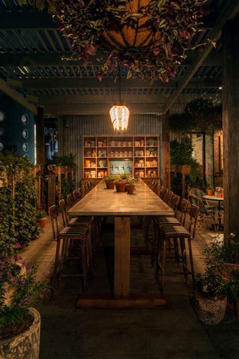 cafe bar  restaurant interiors   year
