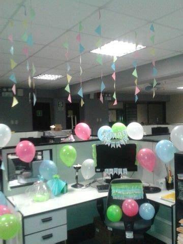 decoracion de oficina para cumplea 241 os de adultos con