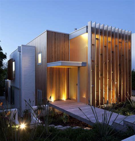 modern architecture  vintage interior modern house