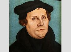 Martin Luther: German History Martin Luther