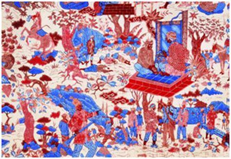 dunia cinta berbagai macam batik di indonesia