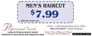 are haircuts still 7 99 at great men s haircut 7 99 at professional touch health