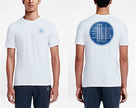 Shirts to Match the Air Jordan 12 French Blue ... Jordan 12 French Blue Shirt