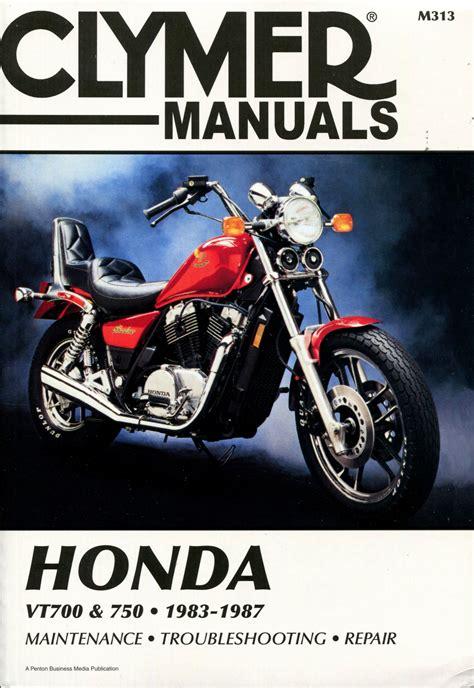 wiring diagram for 1984 honda vt700 diagram free