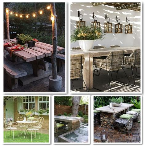 Backyard Dining Area Ideas by Beautiful Outdoor Dining Area Ideas Desired Home