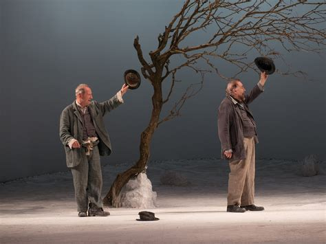 And Waiting by Waiting For Godot Lyceum Theatre Review The Quality And