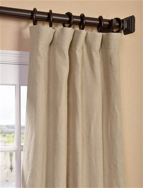 hemp curtains buy hemp french linen curtain drapes