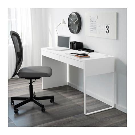 bureau 馥s 50 micke bureau blanc ikea