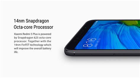 Xiaomi Redmi 5 Plus Black Ram 4gb 64gb Garansi Resmi Tam xiaomi redmi 5 plus 4gb 64gb black end 1 25 2019 10 15 pm