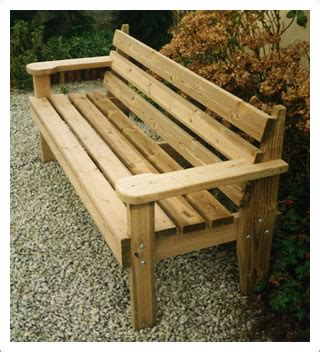 build your own outdoor bench free home plans park bench building plans