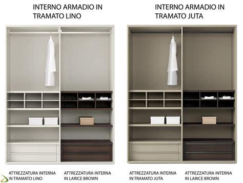 interno armadio armadio moderno ante scorrevoli mixado arredo design