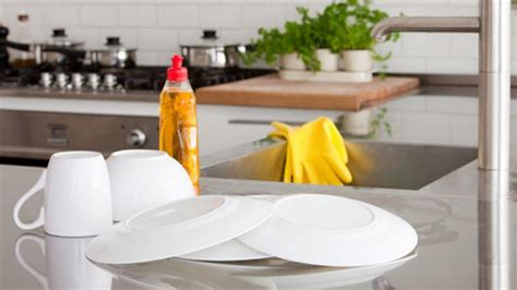cleaning a kitchen homelife five tips for a shiny clean kitchen