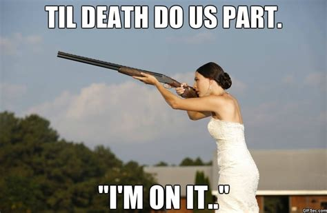 funny death till death do us part quotes quotesgram