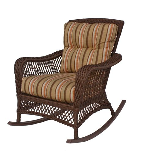 pin wicker rocking chair outdoor pictures on