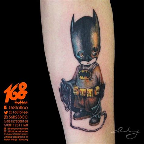 batman baby tattoo baby batman tattoo my tattoo artwork pinterest