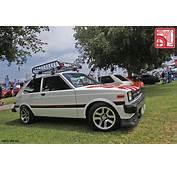 Dream Garage 1981 1983 Toyota Starlet  Loquendos Wide World Of