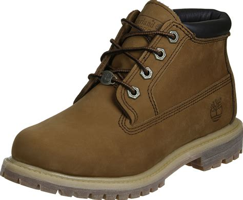 timberland nellie chukka w boots brown