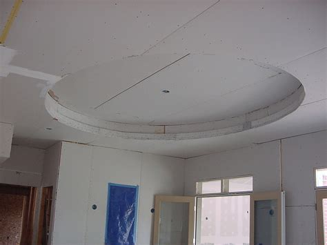 Ceiling Gypsum Board Installation by Unidus Photos Images Ceilings Office Lighting