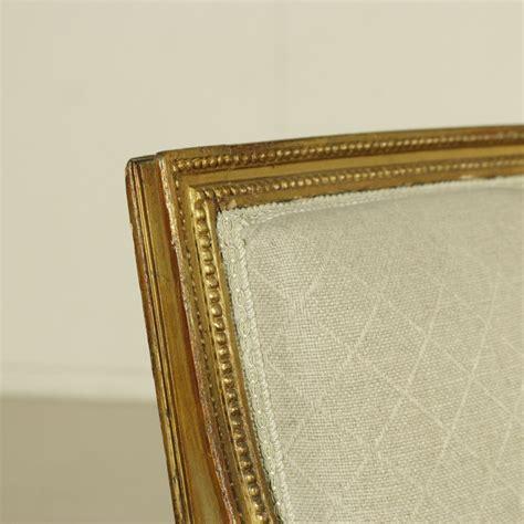 poltrone mobili poltrone dorate in stile neoclassico mobili in stile