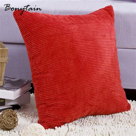 Corduroy Pillow Cover by Get Cheap Corduroy Pillow Covers Aliexpress