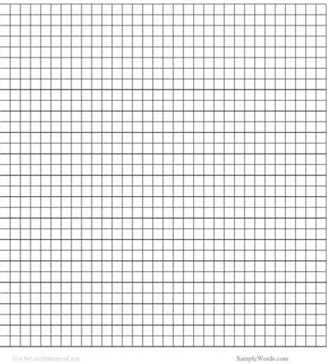 grid line template graph paper template