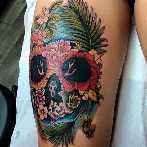 tropical beach tattoo designs tropical designs www imgkid the image