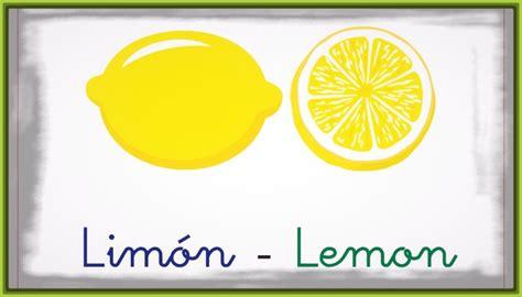 imagenes en ingles con su nombre compartir frutas con su nombre en ingles imagenes de frutas