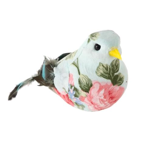 shabby chic bird wallpaper