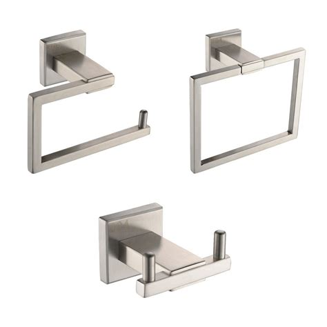 Aliexpress Com Buy Kes La242 31 Bathroom Accessories Brushed Stainless Steel Bathroom Accessories