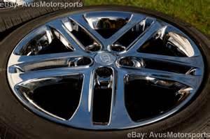 2013 Kia Wheels 2013 Kia Optima Sxl 18 Quot Chrome Factory Oem Wheels Tires