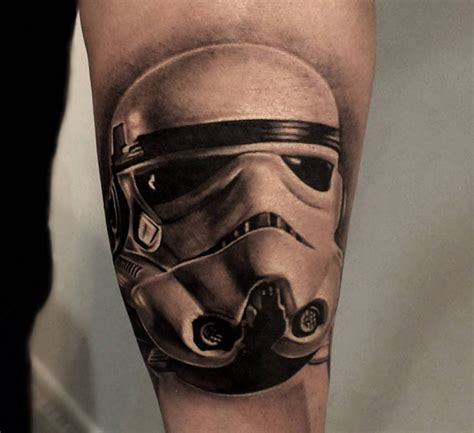 stormtrooper tattoo 25 awesome wars tattoos form ink