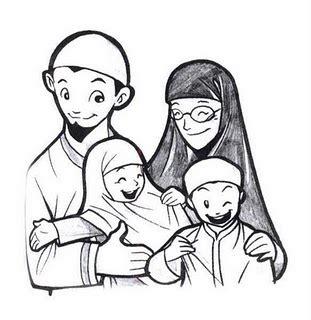 suami istri ayah ibu orang tua itu luar biasa hidup