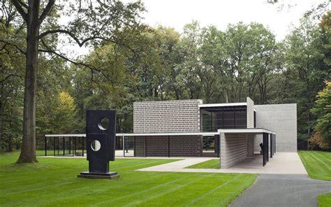 L Shaped House by Kr 246 Ller M 252 Ller Museum Park Hoge Veluwe