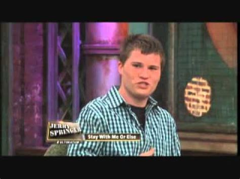 Jerry Springer Memes - stay with me or else the jerry springer show youtube