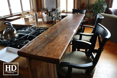 reclaimed wood bar top reclaimed wood bar kitchen island tops hd threshing