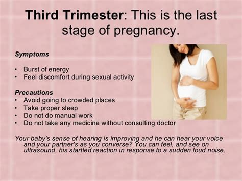 pregnancy mood swings 3rd trimester stages of pregnancy tips facts warnings