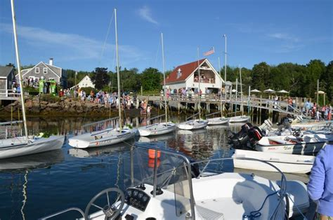 boat clubs near me new 420 fleet gets blessed boothbay register