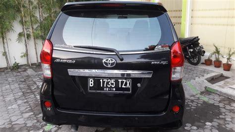 Mobil Bekas Avanza Veloz jual avanza veloz m 1 5 cc 2013 mobilbekas