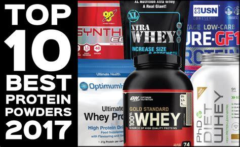 best uk protein top ten best protein powders 2017